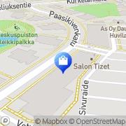 Kartta Optikko Lintukorpi Synsam Kerava, Suomi