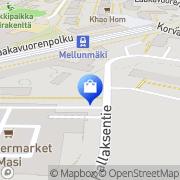 Kartta Mauno Kantanen Tmi Helsinki, Suomi