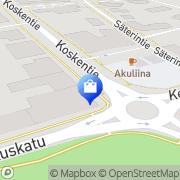 Kartta ar-hyvä tuli Jämsä, Suomi