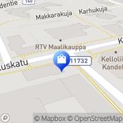Kartta Tiimari Oyj Mäntsälä, Suomi