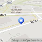 Kartta Kesport Haukipudas Haukipudas, Suomi