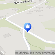 Kartta Xtrembox Ab Oy Kalkstrand, Suomi