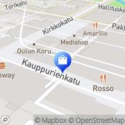 Kartta Glitter Oy Oulu, Suomi