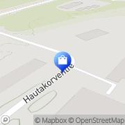 Kartta Intolog Oulu Oulu, Suomi