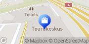 Kartta Jyväskylän Takkakeskus Jyväskylä, Suomi