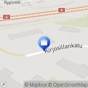 Kartta ST Rakennus-Pelti Oy Lahti, Suomi