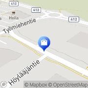 Kartta Jysk Oy Heinola, Suomi