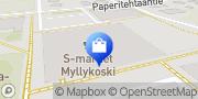 Kartta Myllykosken Apteekki Myllykoski, Suomi