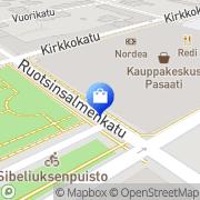 Kartta P Toikka Tmi Kotka, Suomi