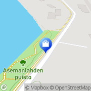 Kartta Holzwecker apteekki Fahrenheit Pieksämäki, Suomi