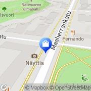 Kartta Talomyynti S.Pelkonen Mikkeli, Suomi
