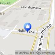 Kartta Jack &  Jones Mikkeli, Suomi