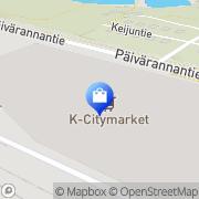 Kartta BAIKS - Kuopio Kuopio, Suomi