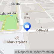 Kartta Optikko Poca Oy Kuopio, Suomi