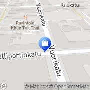 Kartta Sauso Liisa Ky Kuopio, Suomi
