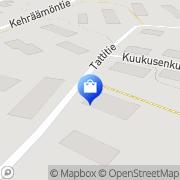 Kartta Net Life Power Oy Kajaani, Suomi