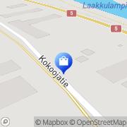 Kartta Dimex Oy Leppävirta, Suomi