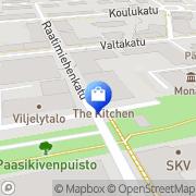 Kartta MultiCom Software Oy Lappeenranta, Suomi