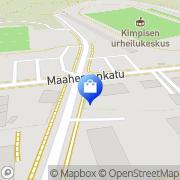 Kartta Optiikkatalo Oy Lappeenranta, Suomi