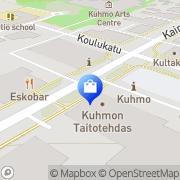 Kartta Kesport Kuhmo Kuhmo, Suomi