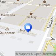Kartta RH-Rohdos Oy Joensuu, Suomi