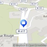 Carte de Descamps Roncq, France