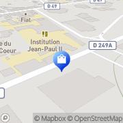 Carte de Fdpi Denain, France
