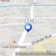 Carte de Laureseb Seignelay, France