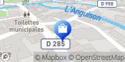 Carte de Pharmacie de l'Anguison Corbigny, France