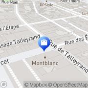 Carte de SFR Reims, France