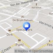 Kaart Esprit Naaldwijk Naaldwijk, Nederland