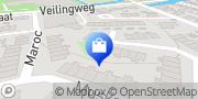 Kaart CBD-R De Lier, Nederland