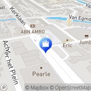 Kaart Piazzo Mode Wateringen, Nederland