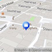 Map Francis Antwerp, Belgium