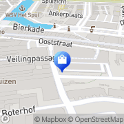 Kaart Ya Ya Store Oud-Beijerland, Nederland