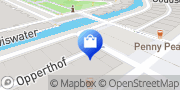 Kaart Marqt BV Rotterdam, Nederland