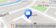 Kaart Kijkshop Rotterdam, Nederland