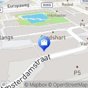 Kaart Shoe Outlet BV Zoetermeer, Nederland