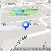 Kaart DiDi Fashion Zoetermeer, Nederland