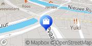 Kaart Ben Telecom Leiden Leiden, Nederland