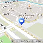 Kaart Elmondo Leiderdorp, Nederland