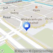Kaart Mixit Womenswear Leiderdorp, Nederland