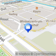 Kaart Mod'Els Leiderdorp, Nederland