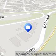 Kaart Matrassenfabriek IJmuiden IJmuiden, Nederland