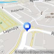 Kaart Jumbo Supermarkten BV Ridderkerk, Nederland