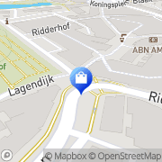 Kaart Bolle Vakschoenmakerij Ridderkerk, Nederland