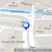 Kaart Promiss Dordrecht, Nederland