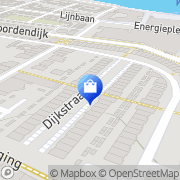 Kaart IT-Master Dordrecht, Nederland