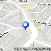 Kaart PLUS Boerman Dordrecht, Nederland