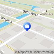 Kaart JS Music Services Heiloo, Nederland